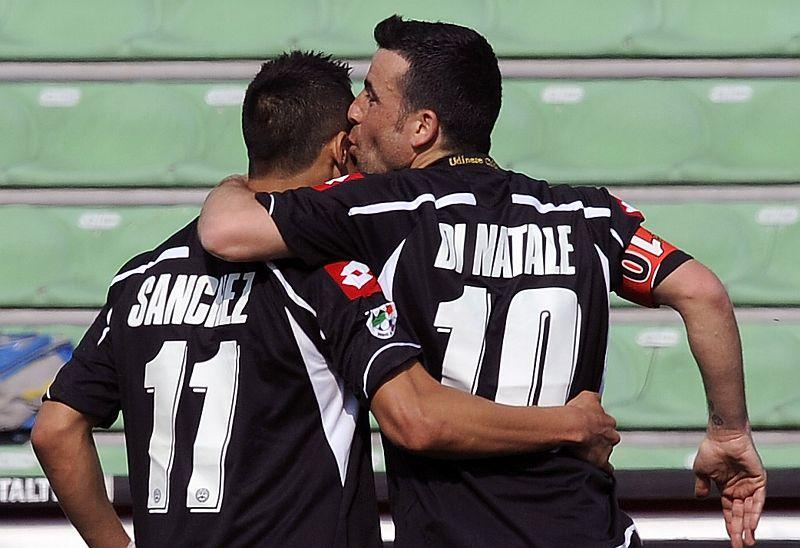 Stagione 2010-2011: la più epica per l'Udinese