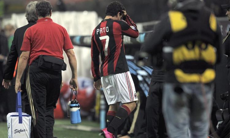 Talk Milan, Ielpo a CM 'Pato? I muscoli non si riparano'