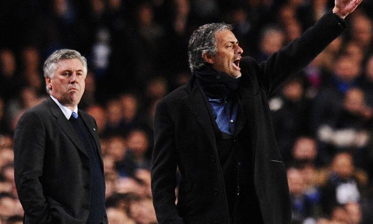 Mourinho al Psg:| Gli sceicchi sperano. E Ancelotti?