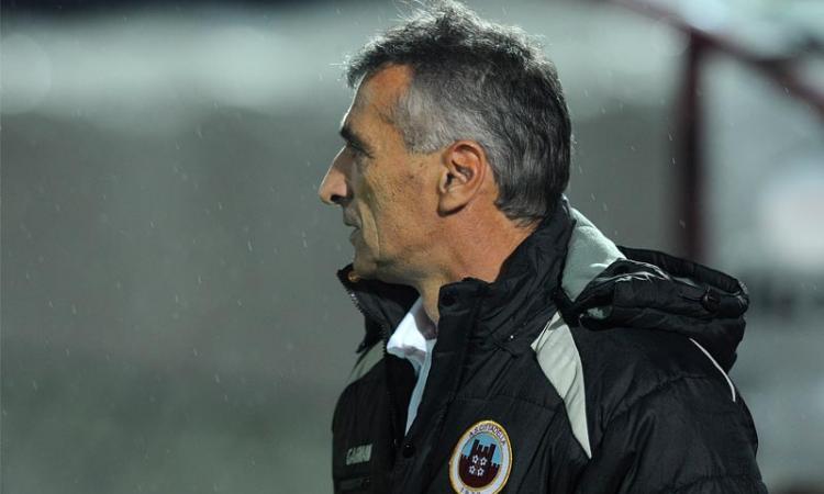 Pro Vercelli, UFFICIALE: è Foscarini il nuovo allenatore