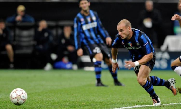 Inter, Sneijder 'Resto al 90%...'