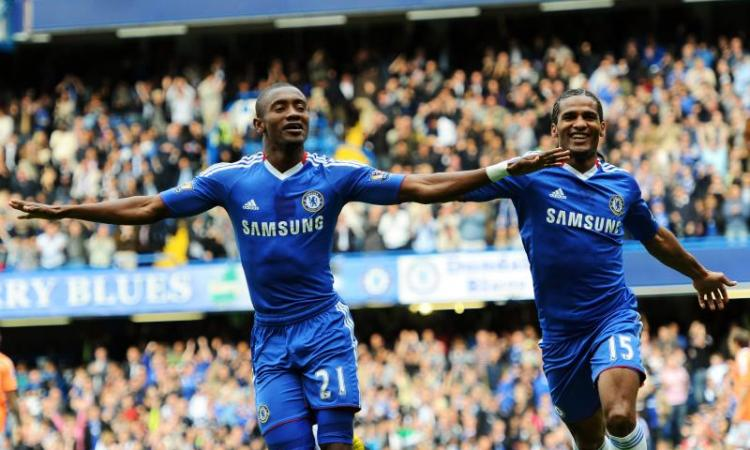 VIDEO Chelsea:| Kalou e Bosingwa addio
