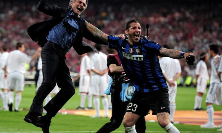 Materazzi: 'Mourinho? Meglio a Roma che alla Juve o al Milan. Sarebbe tornato all'Inter, godrà se la batterà'