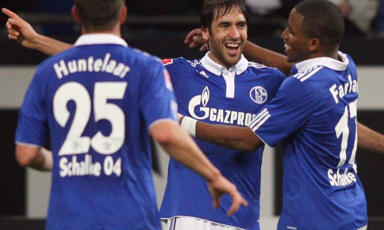 Bundesliga: Huntelaar-gol, Schalke primo!