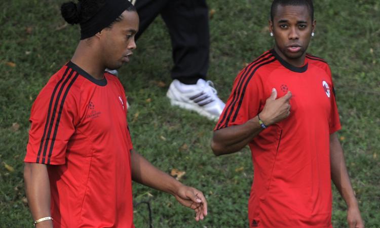 Brasile: dopo Robinho, il Santos sogna Ronaldinho