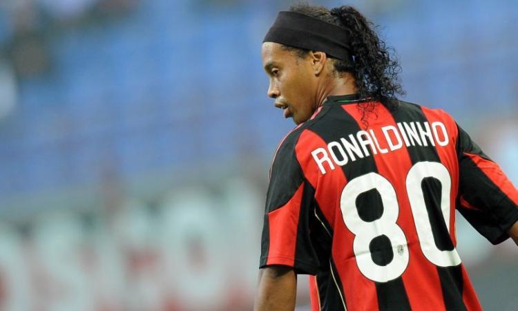 Compleanno Ronaldinho: gli auguri del Milan