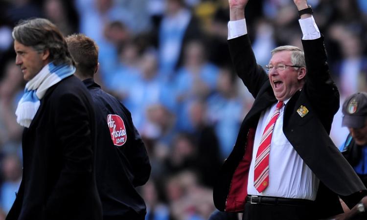 FA Cup: City-United 2-3, Mancio ko