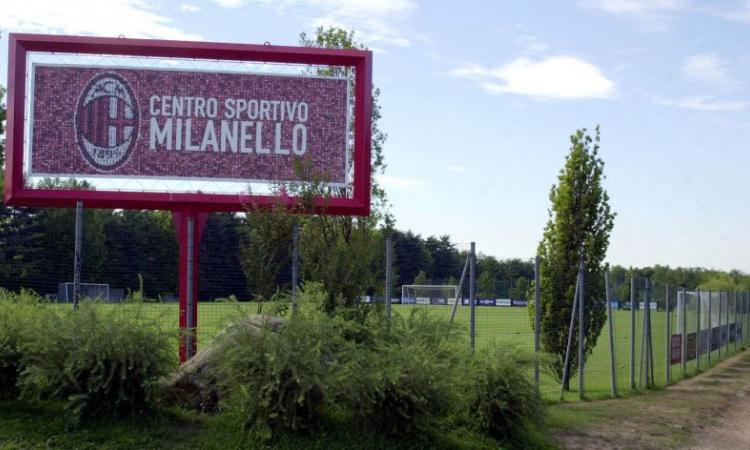 Allenamento Milan: rifinitura e partenza per Napoli