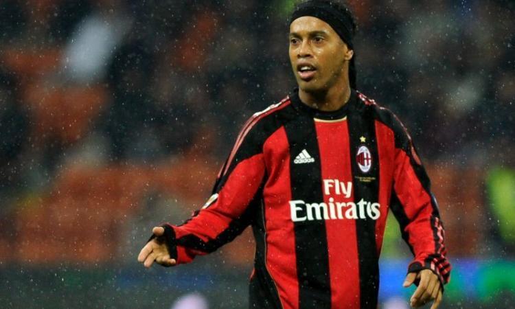 Ronaldinho: 'Il mio Milan era una squadra meravigliosa...'