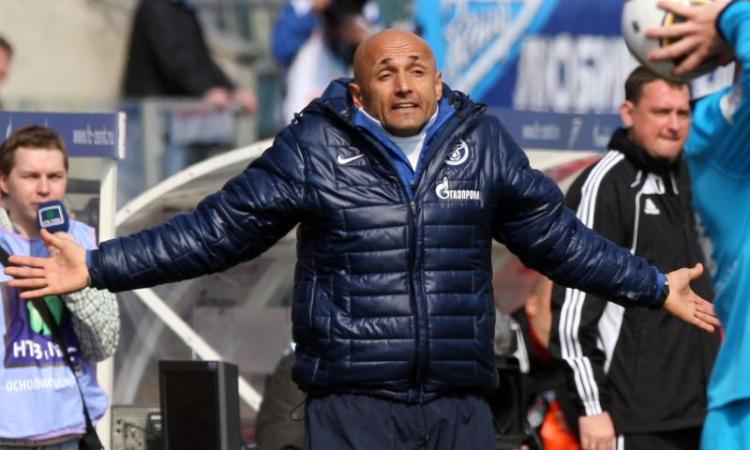Zenit: Spalletti via a fine stagione