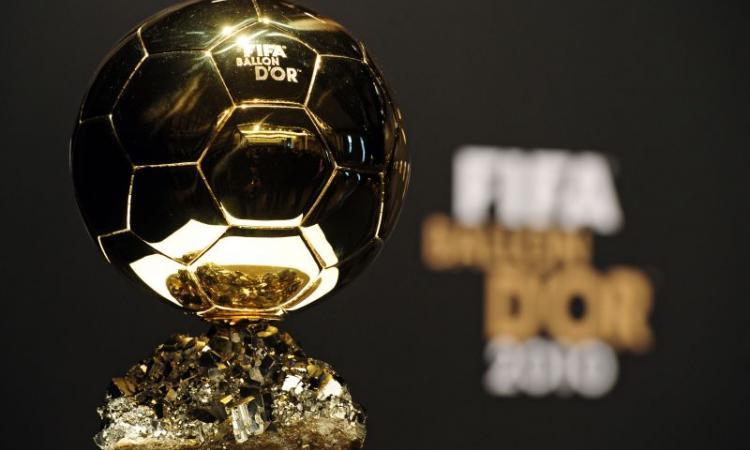 Pallone d'oro:  Pirlo tra Messi e Cristiano Ronaldo
