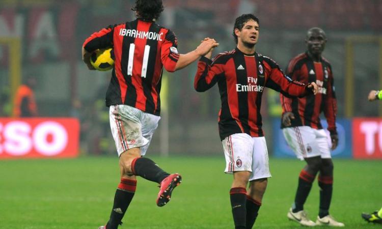 Milan: Pato oltre a Ibrahimovic