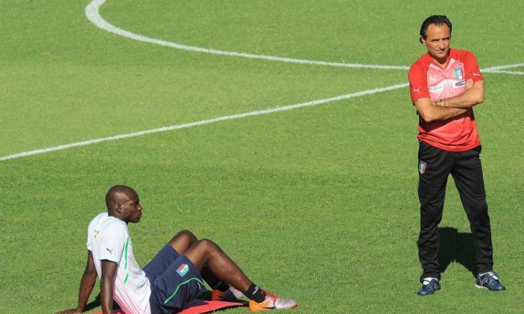 Balotelli: 'Allegri in Nazionale? Non parlo di Milan'