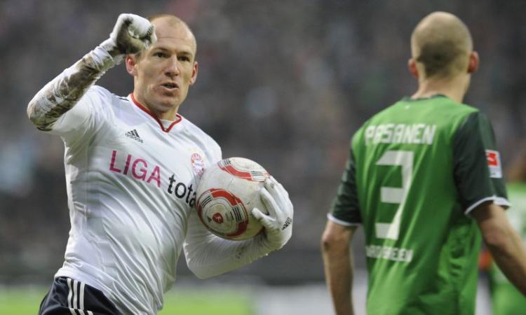 Milan, ora spunta Robben