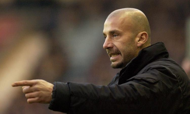 Vialli player-manager del Chelsea VIDEO