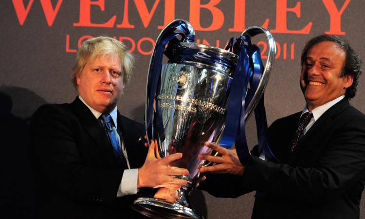 Platini: 'Nuova Champions a 64 squadre'