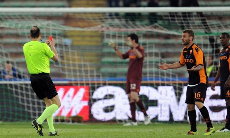 Romamania:| Se De Rossi è un martire...