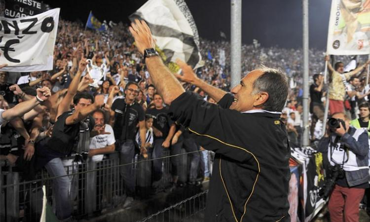 Guidolin vince la Panchina d'Oro: 'Grazie Udinese'