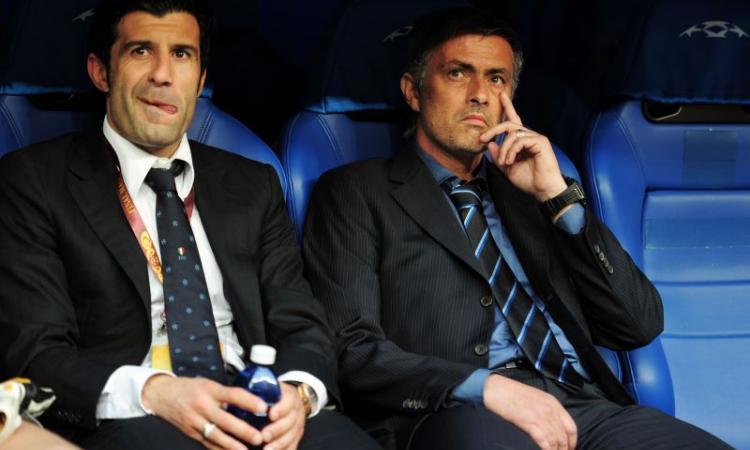 Inter, Ranieri in bilico: idee Figo, Zenga o Baggio