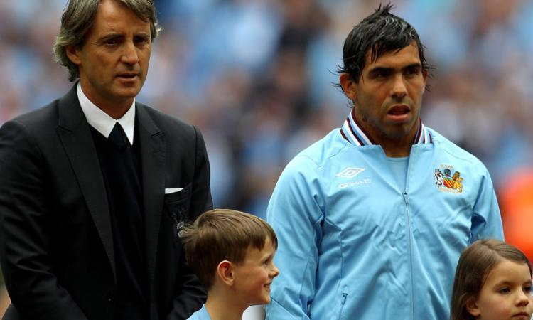 Inter su Tevez! Moratti chiama Mancini