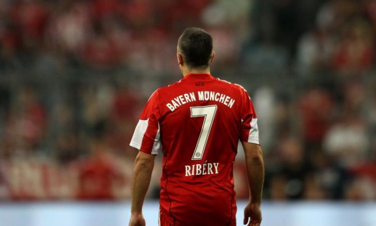 Juve, stupendo messaggio di Ribery per Buffon FOTO