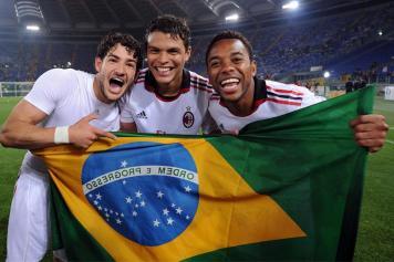 La felicità dei brasiliani