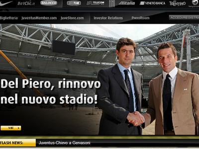 Juve: è il giorno del nuovo stadio