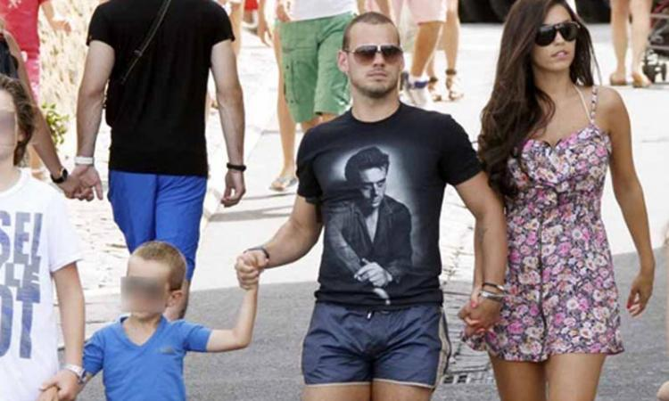 Inter 'S': Sneijder, Silvestre e Stankovic