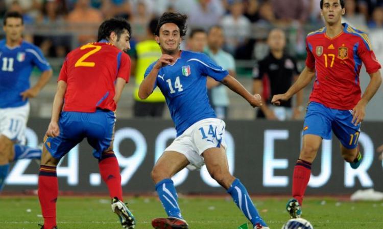 Ex Milan Aquilani: |La Fiorentina nel suo futuro