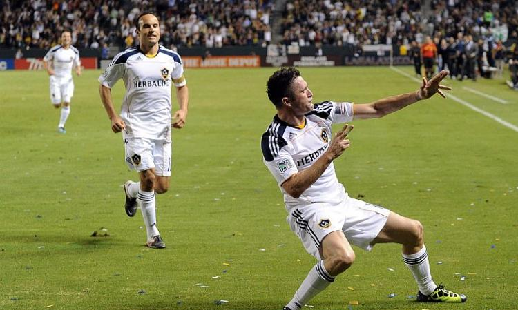 VIDEO Usa:| Galaxy avanti grazie a Robbie Keane
