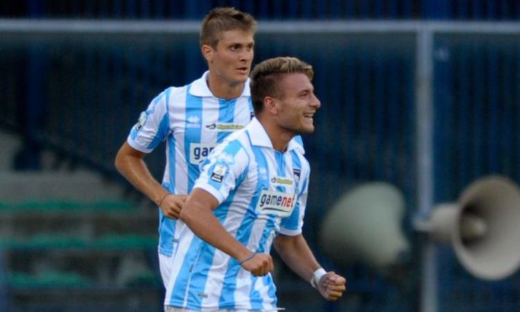 Serie bwin: doppietta Immobile e gol Insigne, Brescia-Pescara finisce 0-3!