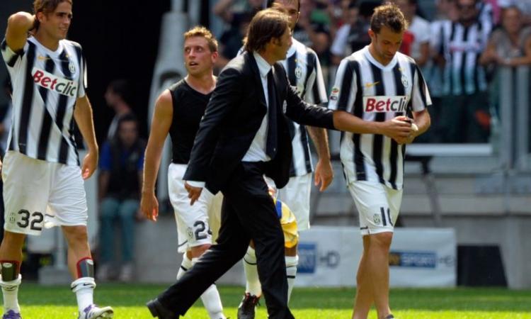 Juve, Conte:|'I tifosi mi hanno emozionato'