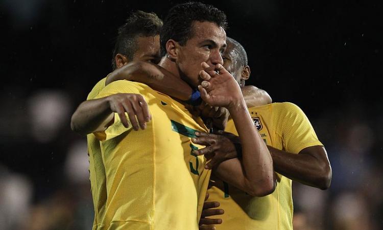 Juve in Brasile per Leandro Damiao