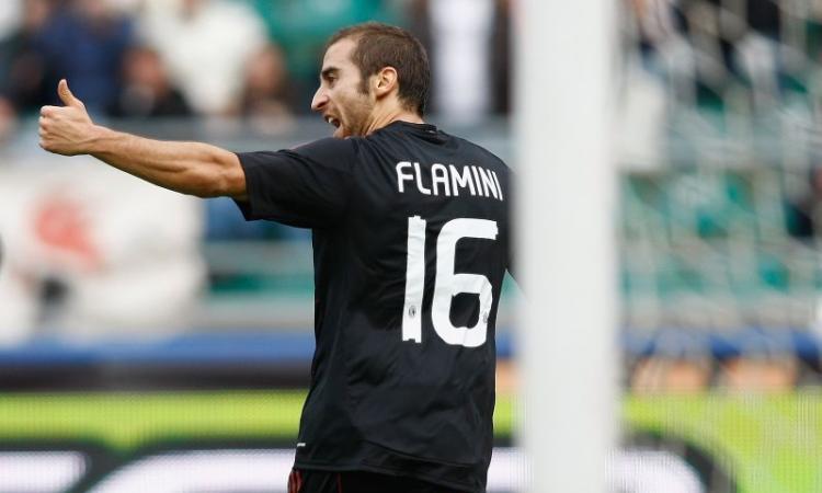 Milan, il gol del giorno è di Flamini VIDEO