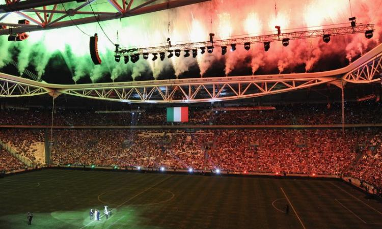 Stadio nuovo: la Roma studia la Juve