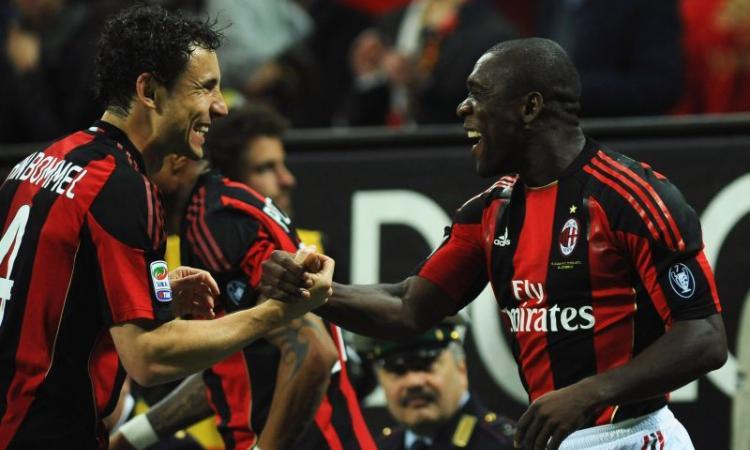 Milan, il gol del giorno è di Seedorf VIDEO
