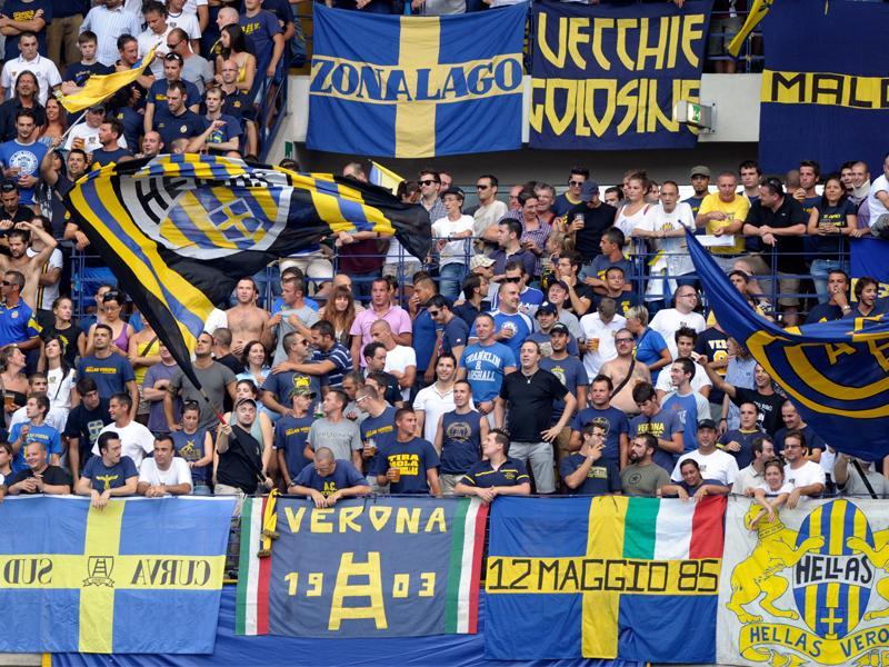A Verona, lo schifo vero del calcio: quando di mezzo c'è una bambina...