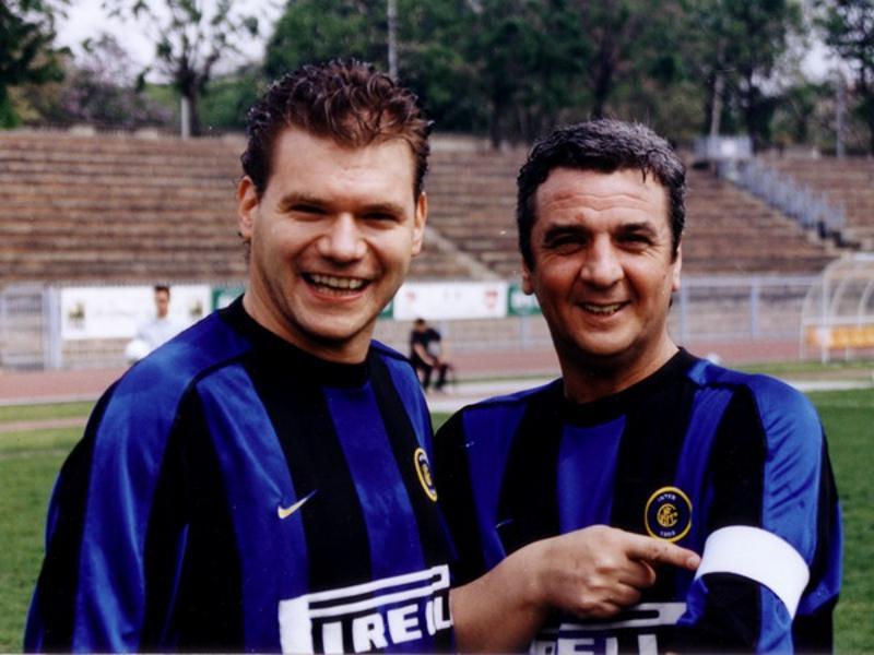 Calcio da Tavolo - Siamo al presente: Beccalossi, Gullit e C.