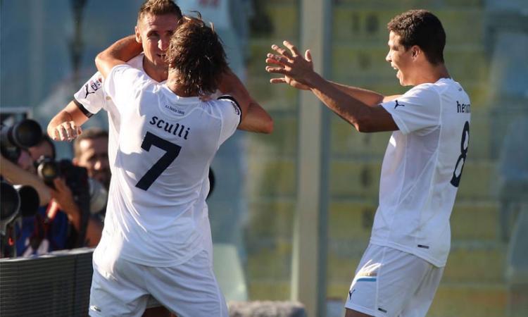 Laziomania:| Tre punti d'oro