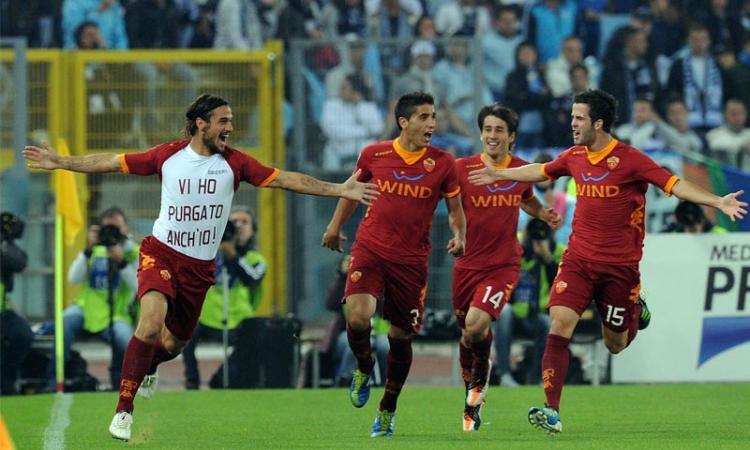 La Roma balla sulle punte:| Ansia per Totti e Osvaldo