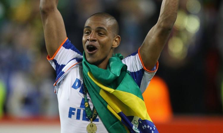 Inter-Porto: |Fernando sul taccuino di Branca