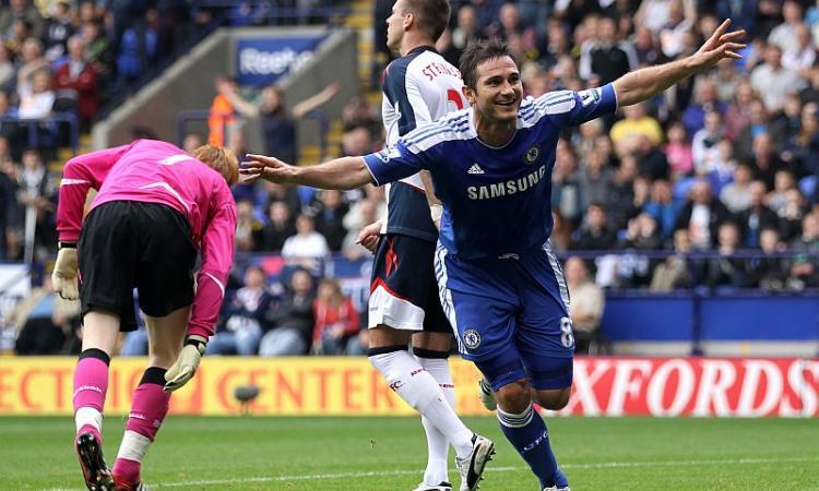 Lampard:|Due offerte folli dalla Cina