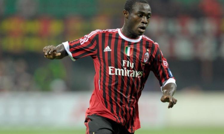 Milan, UFFICIALE: Kingsley Boateng al Catania