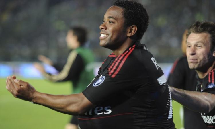 Papà Robinho: 'Niente Santos, resta al Milan'