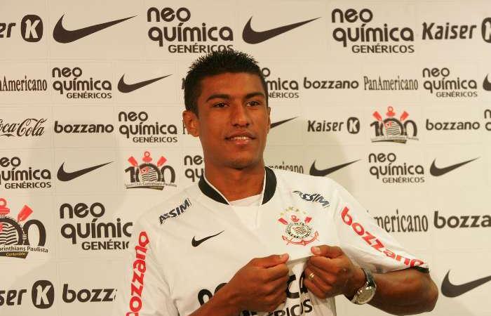 Paulinho non va all'Inter: c'è il Cska