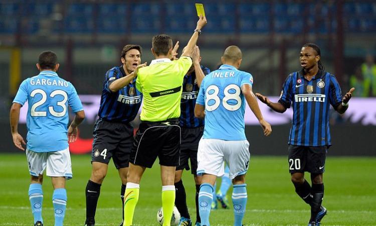 Rocchi stop, ma è no al veto dell'Inter