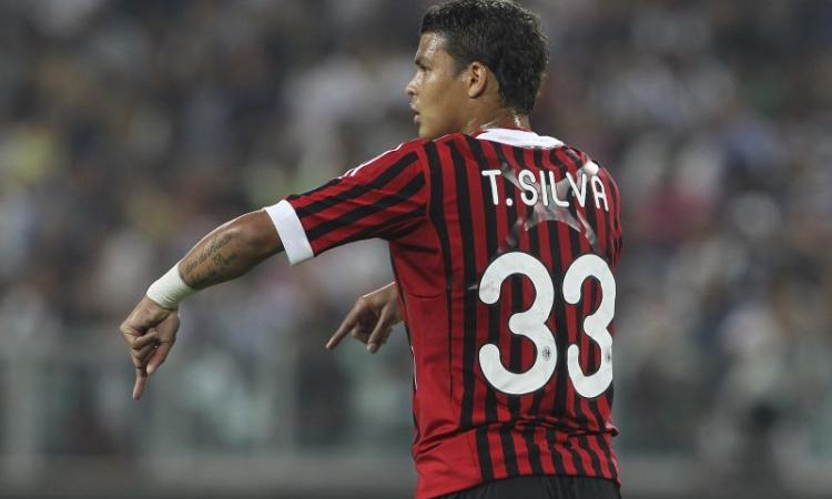 Milan: Thiago Silva è il nuovo Pirlo