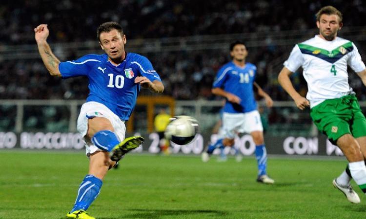 Euro 2012: Italia-Irlanda del Nord 3-0, standing ovation per FantAntonio