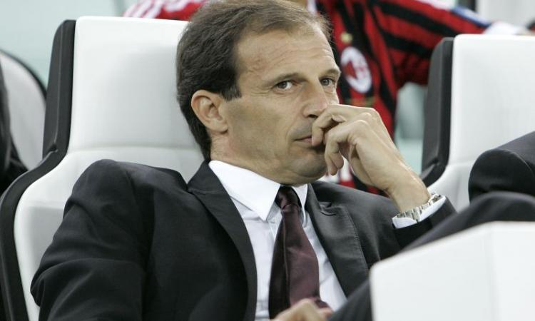 Allegri: 'L'Inter lotterà fino alla fine per lo scudetto'. VIDEO