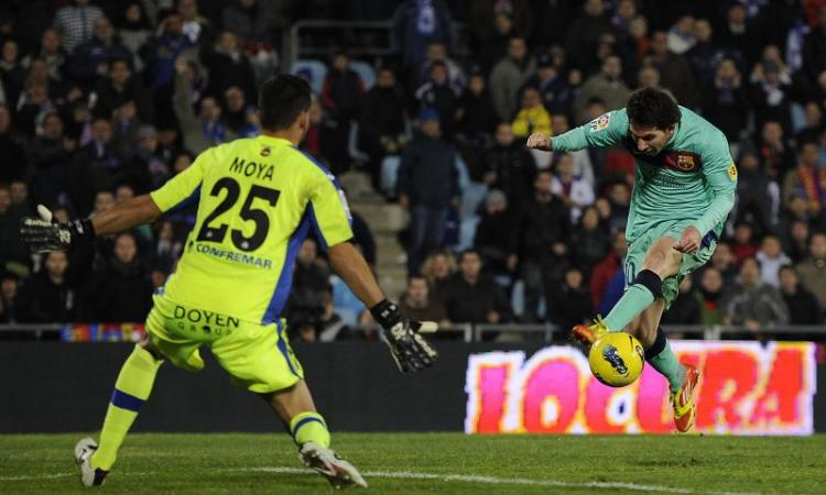 Liga: Moya ferma il Barça! Ronaldo meglio di Messi, marziani a Madrid